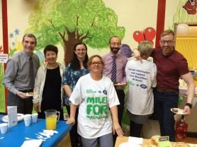 MacMillan Coffee Morning 2016