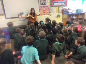 Little Legends Story Telling Sessions in P4