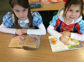 Oakgrove Celebrate World Book Day