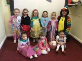 Oakgrove Nursery World Book Day.