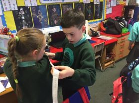 Practical Maths in Primary 5