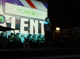 Oakgrove's Got Talent -P5A Assembly