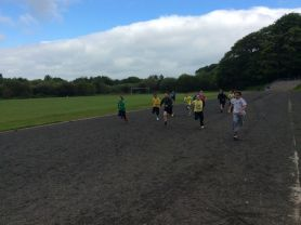 Oakgrove Key Stage 2 Sports Day 2014