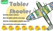 Tables Shooter