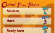 Camel Times Tables