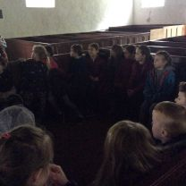 P4 visit the Ulster American Folk Park