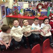 Nursery AM Christmas Nativity Concert