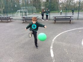 P4 Outdoor Play