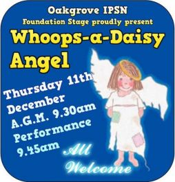 Whoops a Daisy Angel & AGM