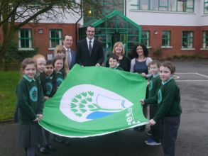 Eco-Schools Green flag