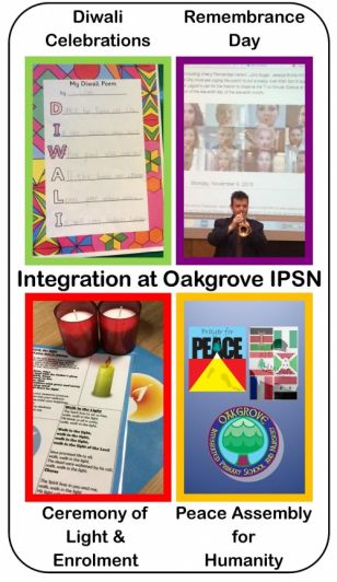 Integration at Oakgrove