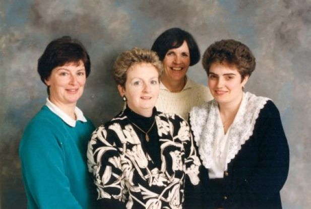 Oakgrove Teaching Staff 1991