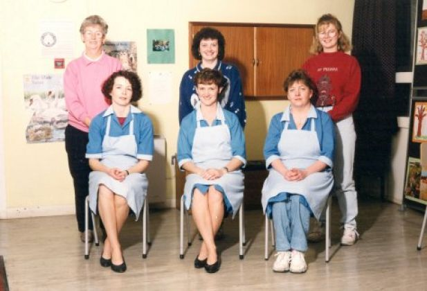Oakgrove Support Staff 1991