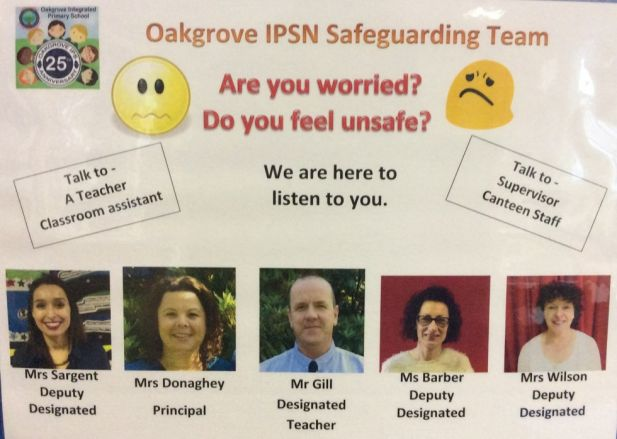 Our Safeguarding Team